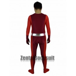 Red Totally Spies! Alex Spandex Superhero Costume