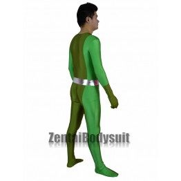 Green Totally Spies! Alex Spandex Superhero Costume