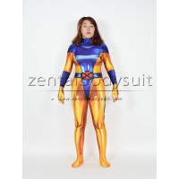 3D Print X men Jean Grey X-Men Heroes Party Cosplay Costume
