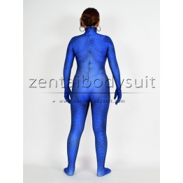 3D Print X-men Film Mystique Cosplay Costume