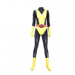Kitty Pryde X-men DyeSub Printing Superhero Costume