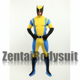 Custom X-Men Wolverine Superhero Costume