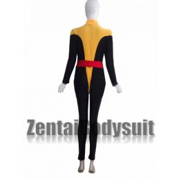 Kitty Pryde Shadowcat Spandex X men Superhero Costume