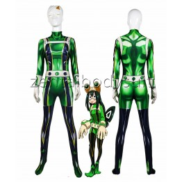 Froppy Costume Boku no My Hero Academia Cosplay Costume
