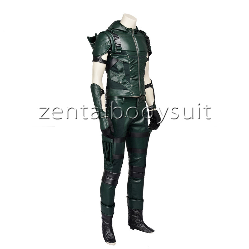 Green Arrow Superhero Costume