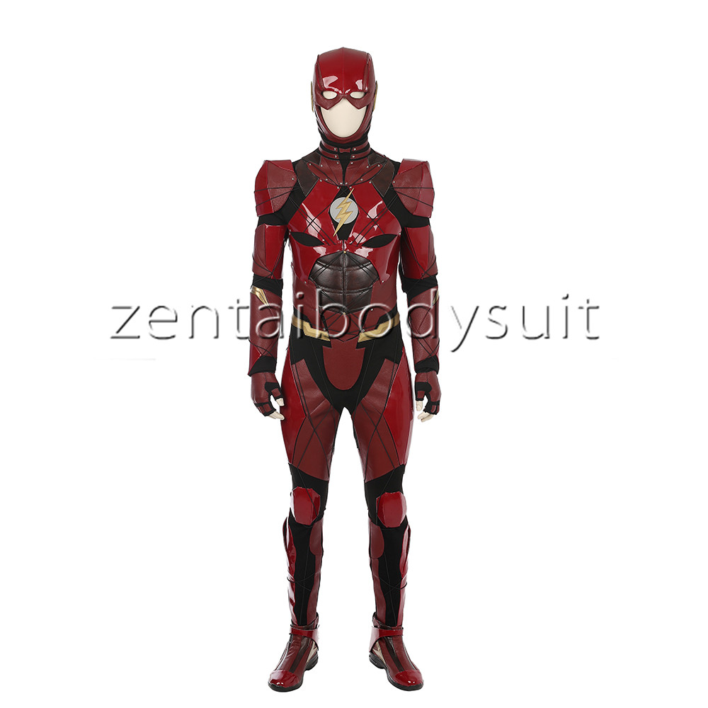 Flash Cosplay Costume
