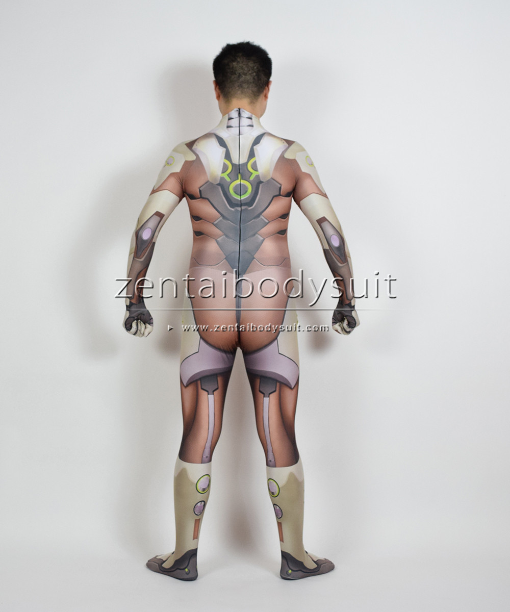 Genji Cosplay Costume