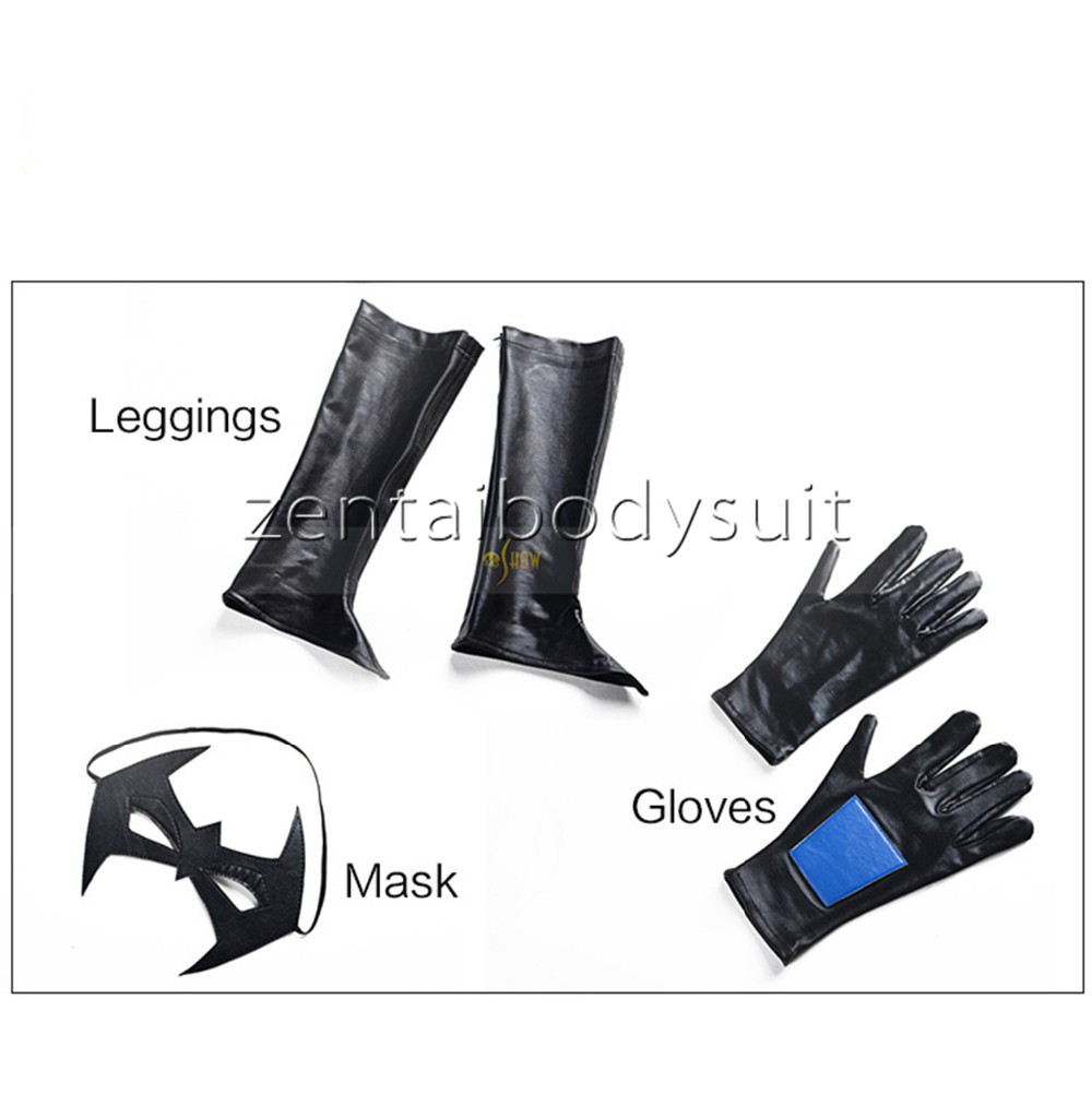 Batman Nightwing cosplay costume