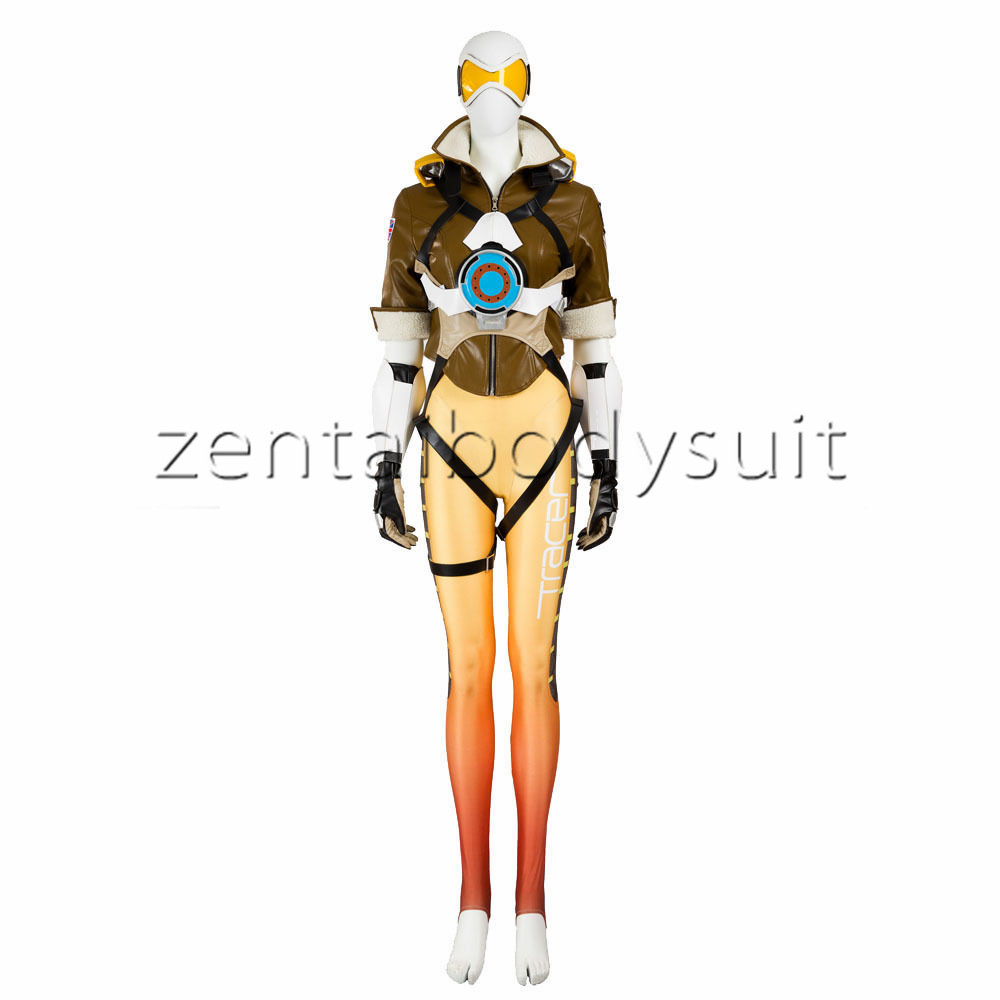 Overwatch cosplay suit