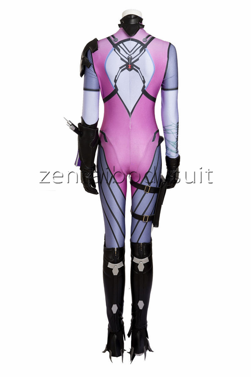 Luxury Widowmaker Cosplay Costume