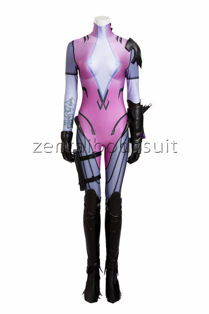 Widowmaker Cosplay Costume