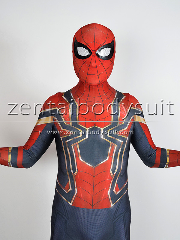 Homecoming Iron Spider Costume
