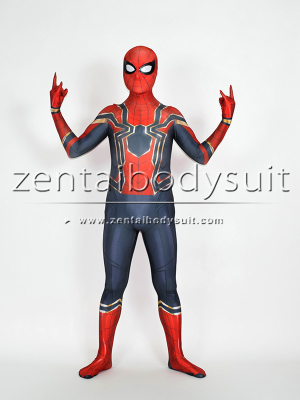 Homecoming Spider Costume