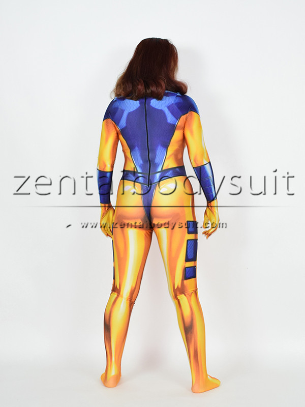 Jean Grey Cosplay Costume